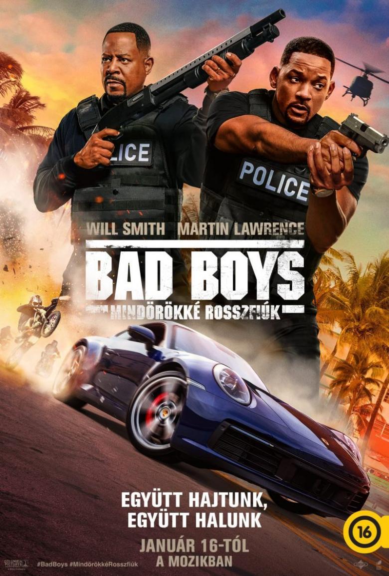 Bad Boys - Mindörökké rosszfiúk