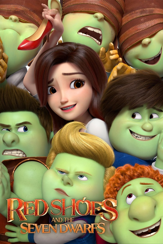 A hercegnő és a hét törpe plakátja
