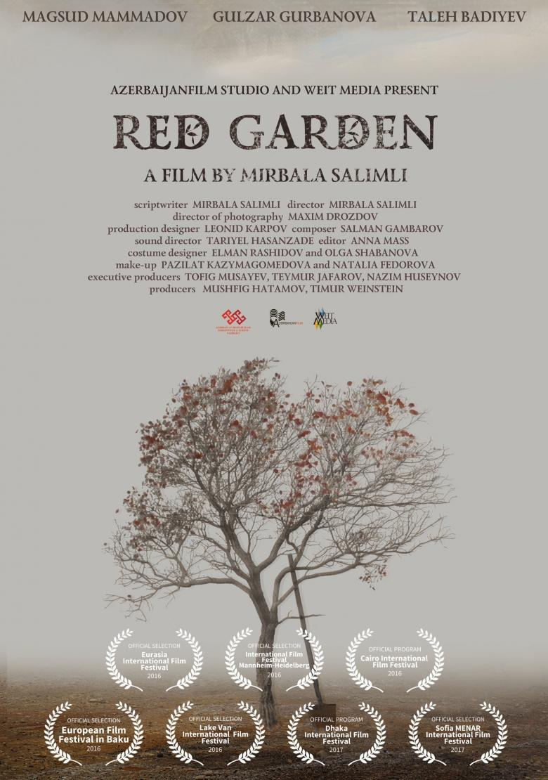 A vörös kert