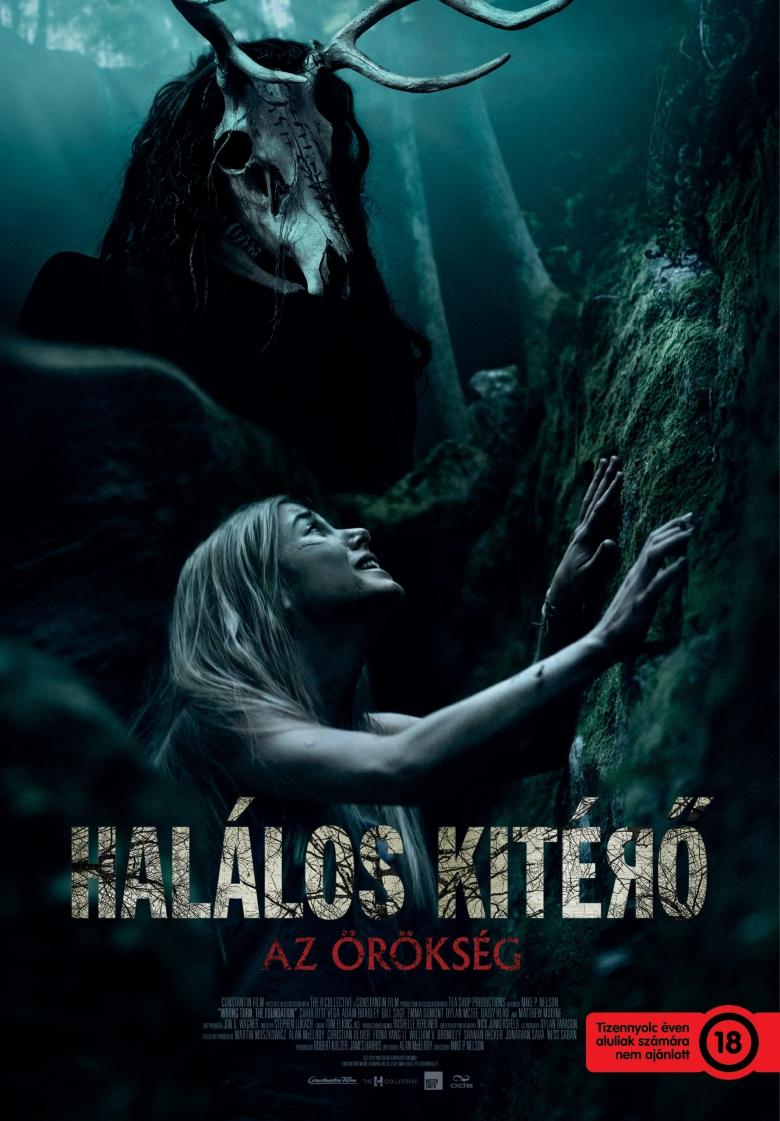 Halálos kitérő: Az örökség plakátja