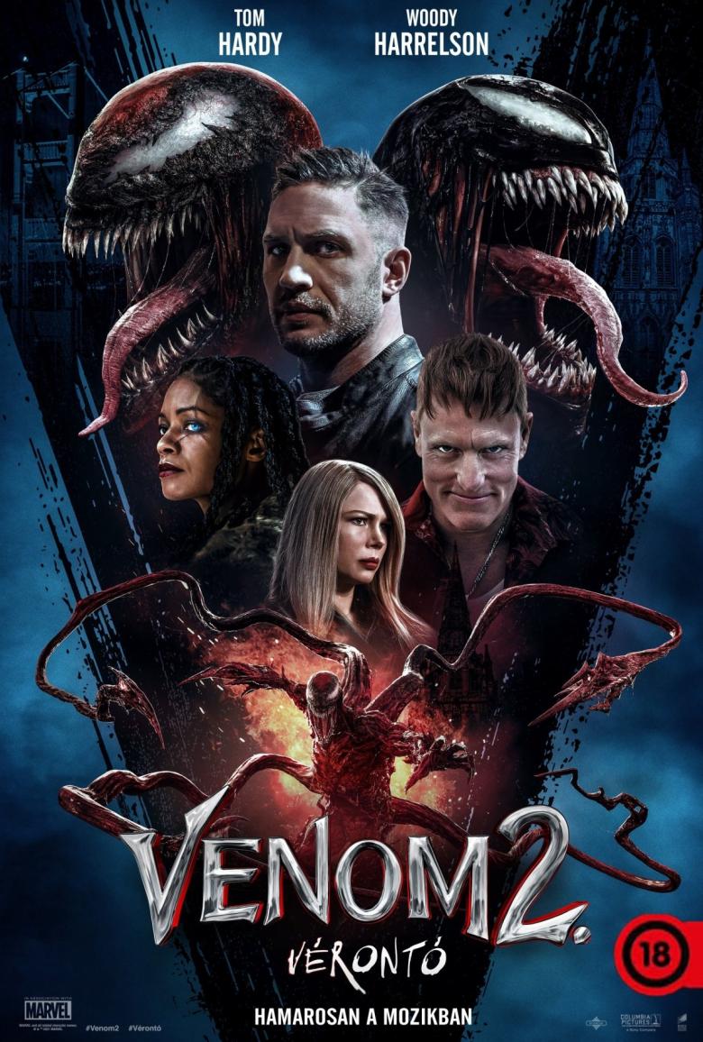 Venom 2. - Vérontó plakátja