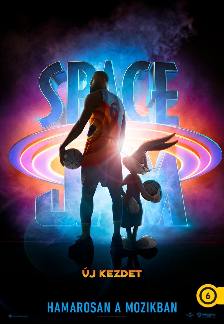Space Jam: Új kezdet plakátja
