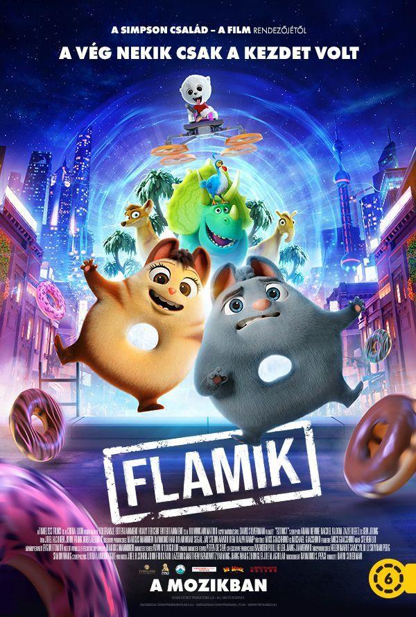 Flamik plakátja