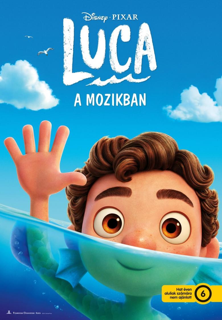Luca plakátja