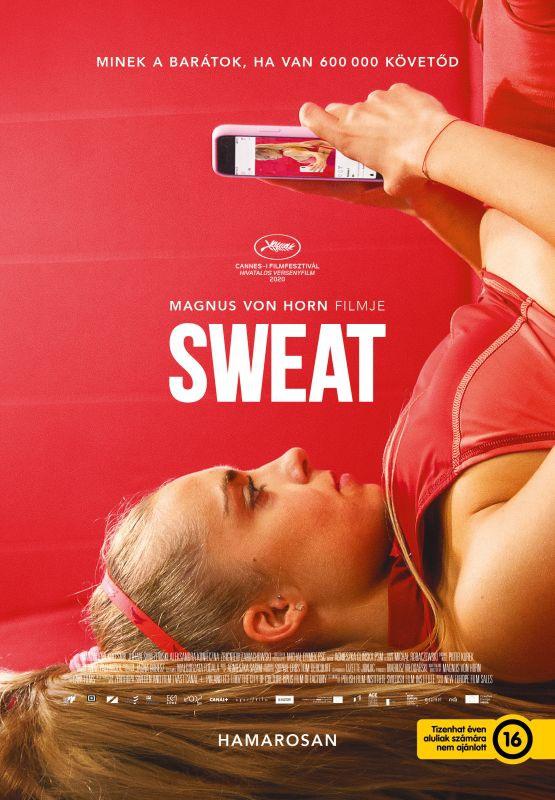 Sweat plakátja