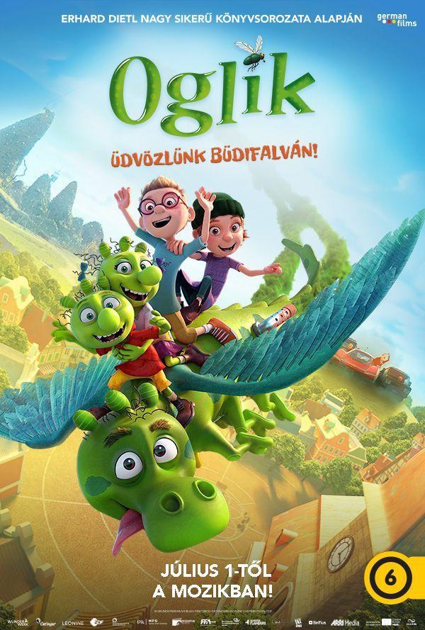 Oglik - Üdvözlünk Büdifalván! plakátja