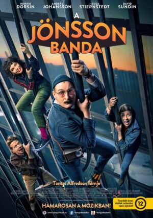 A Jönsson banda plakátja