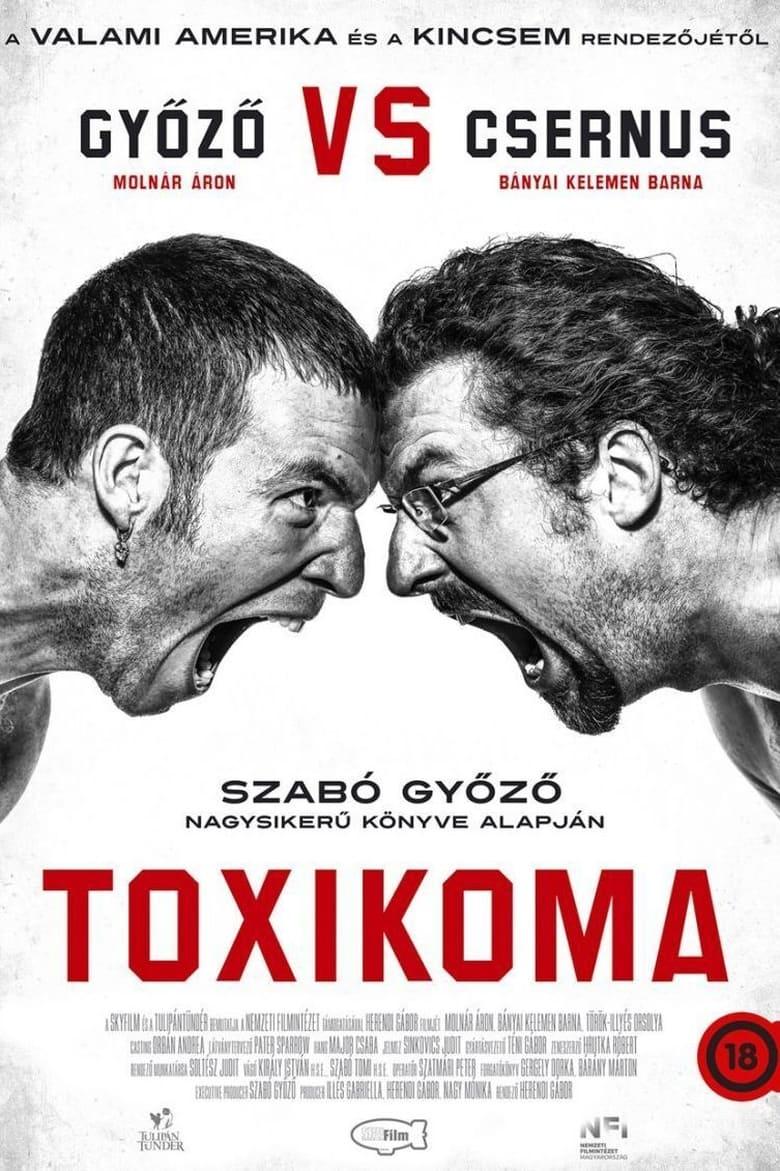 Toxikoma plakátja