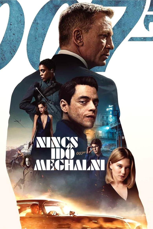 007 Nincs idő meghalni plakátja