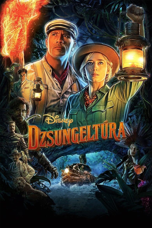 Dzsungeltúra plakátja