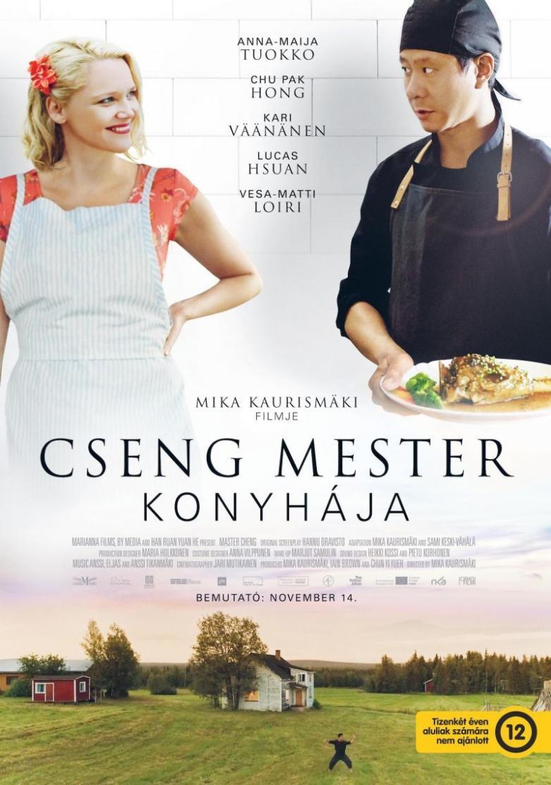 Cseng mester konyhája