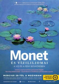 A művészet templomai: Monet és vízililiomai: A víz és a fény bűvkörében