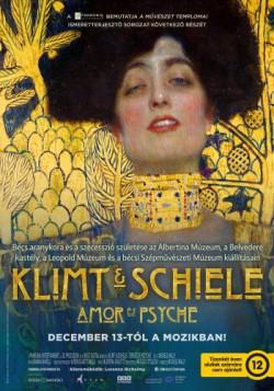 A művészet templomai: Klimt és Schiele – Amor és Psyche – A szecesszió születése
