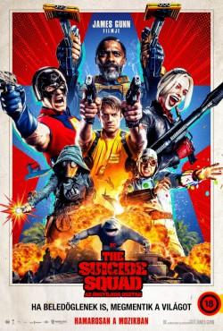 The Suicide Squad – Az öngyilkos osztag  plakátja