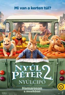 Nyúl Péter 2. - Nyúlcipő plakátja