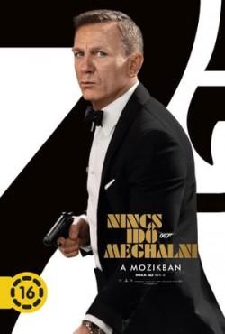 007 - Nincs idő meghalni plakátja