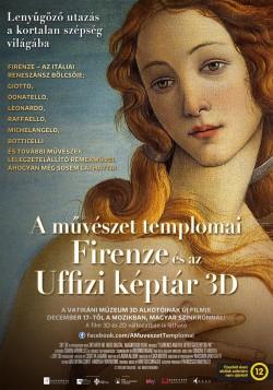 A művészet templomai: Firenze és az Uffizi képtár