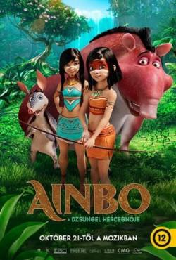 Ainbo - A dzsungel hercegnője plakátja