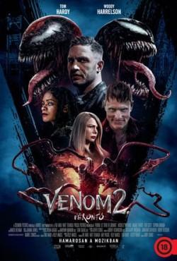 Venom 2. – Vérontó plakátja
