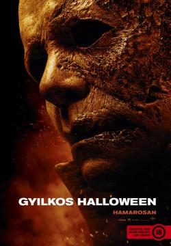 Gyilkos Halloween plakátja