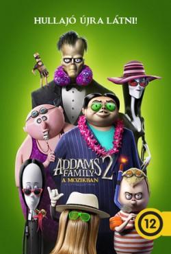 The Addams Family 2 plakátja