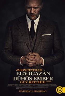 Egy igazán dühös ember plakátja