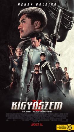 Kígyószem: G.I. Joe - A kezdetek plakátja
